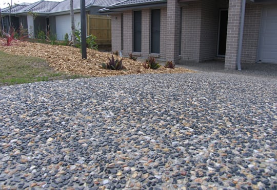 Exposed Aggregate Gold Coast